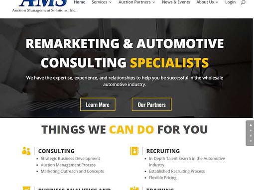 Auction Management Solutions